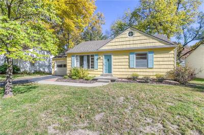 Prairie Village Single Family Home For Sale: 7245 Linden Street