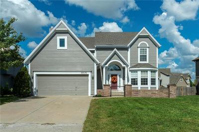Olathe Single Family Home Show For Backups: 18076 W 163rd Terrace