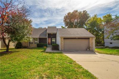 Kansas City Single Family Home For Sale: 3609 NE 77th Terrace