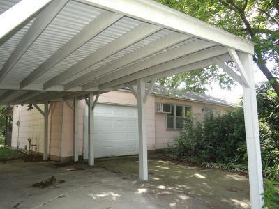 Bates County Single Family Home For Sale: 611 N Kentucky Street
