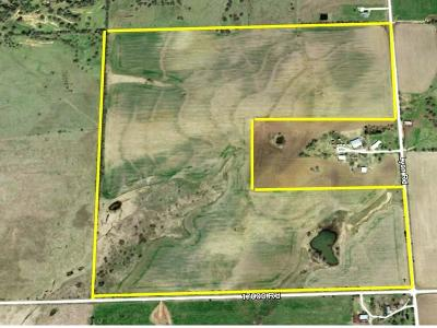Labette County Residential Lots & Land For Sale: 17000 Lyons Road