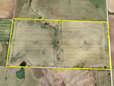 Labette County Residential Lots & Land For Sale: 00000 Lyons Road