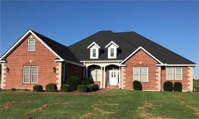 Butler Single Family Home For Sale: 400 Sunset View Drive