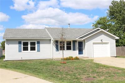 Douglas County Single Family Home For Sale: 1706 Cypress Court