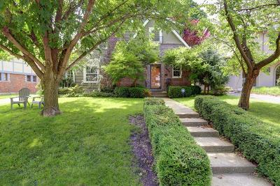 Single Family Home For Sale: 6915 Edgevale Road