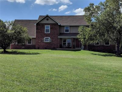 Olathe Single Family Home For Sale: 11838 S Cherry Lane