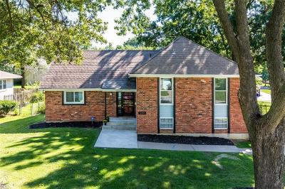 Grandview Single Family Home For Sale: 12723 Byars Road