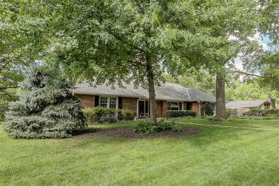 Single Family Home Contingent: 7928 Rosewood Drive