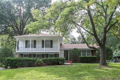Overland Park KS Single Family Home For Sale: $250,000