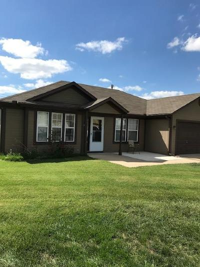 Greenwood Single Family Home For Sale: 1400 Bayberry Drive