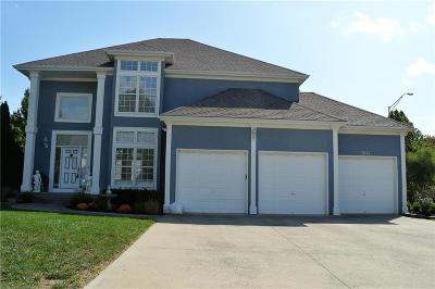 Kansas City Single Family Home For Sale: 12121 Walnut Street