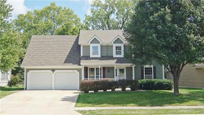 Lee's Summit Single Family Home For Sale: 731 SE Wingate Street