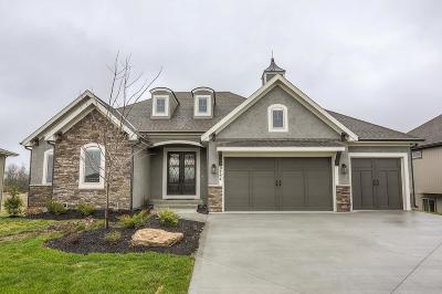 Lenexa Single Family Home For Sale: 9885 Saddletop Street