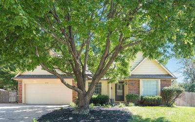 Shawnee Single Family Home For Sale: 6727 Hauser Drive