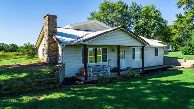 Sedalia Single Family Home For Sale: 26654 Sinkhole Road