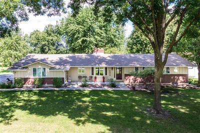 Stilwell Single Family Home For Sale: 5570 W 167 Street