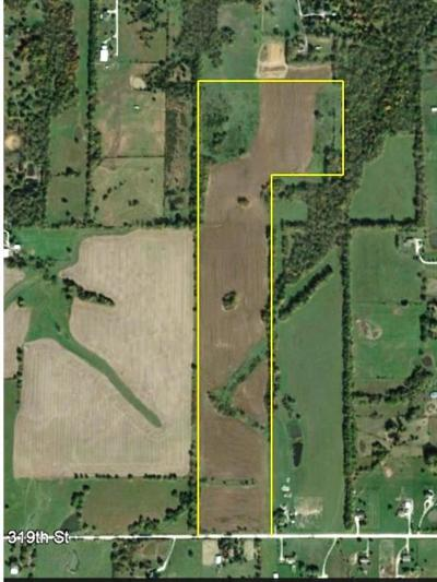 Miami County Residential Lots & Land For Sale: 319 Street