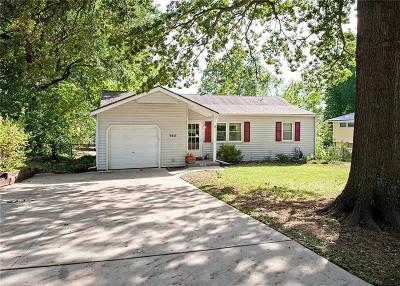 Single Family Home For Sale: 7911 W 91st Terrace