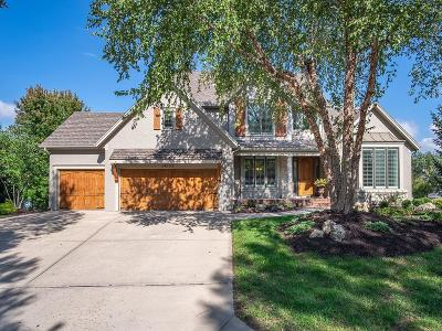 Overland Park Single Family Home For Sale: 14953 Outlook Lane