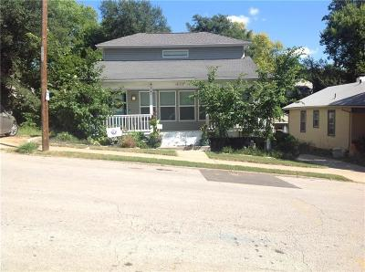 Single Family Home For Sale: 4733 Fairmount Avenue