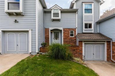 Kansas City Condo/Townhouse For Sale: 1119 N 84th Terrace