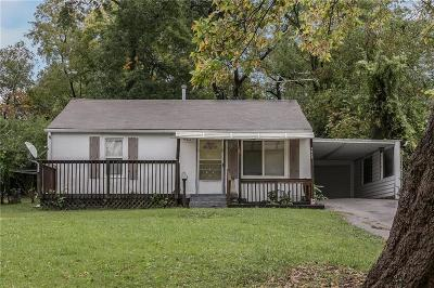 Single Family Home For Sale: 9227 McGee Street