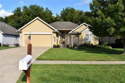 Shawnee County Single Family Home For Sale: 4022 SW Lincolnshire Road