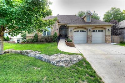 Belton Single Family Home For Sale: 16506 Fairway Road
