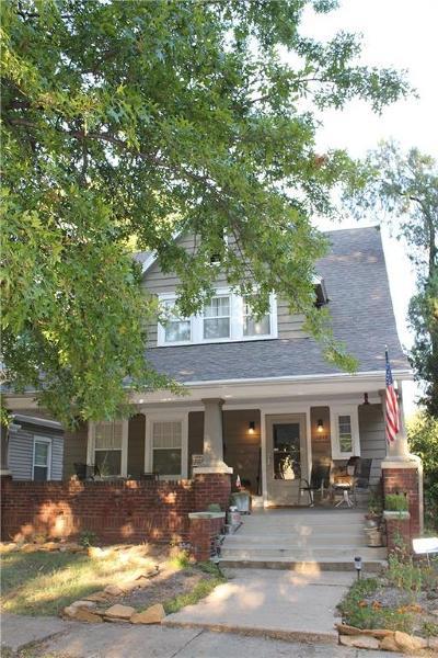 Topeka Single Family Home For Sale: 1246 SW Wayne Avenue
