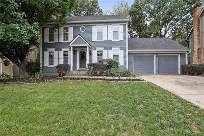 Overland Park Single Family Home For Sale: 6449 W 125th Street