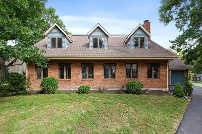 Prairie Village Single Family Home Show For Backups: 6846 Roe Avenue