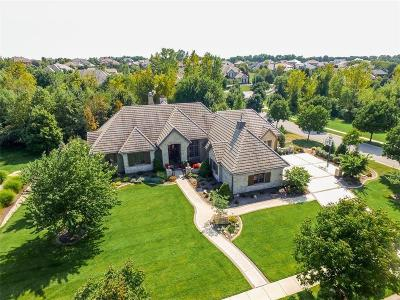 Leawood KS Single Family Home For Sale: $1,575,000