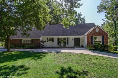 Leawood Single Family Home For Sale: 10301 Ensley Lane