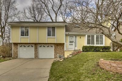 Overland Park Single Family Home For Sale: 11427 Conser Street