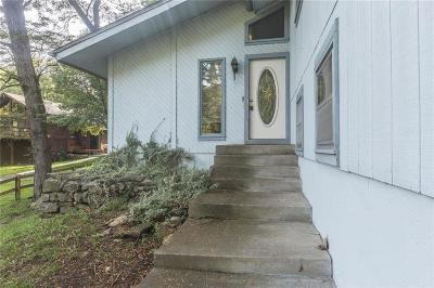 Jackson County Single Family Home For Sale: 7213 Woodson Road