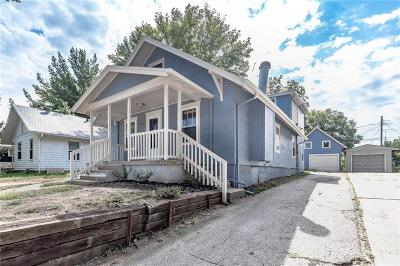 Kansas City KS Single Family Home For Sale: $169,000