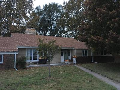 Ottawa Single Family Home For Sale: 2290 Marshall Road