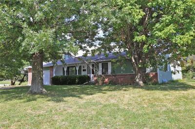 Basehor Single Family Home For Sale: 19420 166th Street