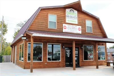 Warrensburg Commercial For Sale: 619 S Maguire Street