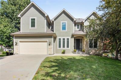 Overland Park Single Family Home For Sale: 12801 Cody Street