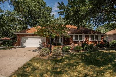 Single Family Home Sold: 1313 SW Morningside Drive