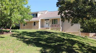 Lenexa Single Family Home For Sale: 21019 Bittersweet Drive