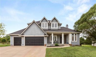 Raymore MO Single Family Home Contingent: $249,900