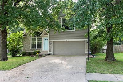 Olathe Single Family Home For Sale: 1254 N Lucy Montgomery Way