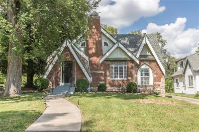 Kansas City Single Family Home For Sale: 1218 E 76th Street