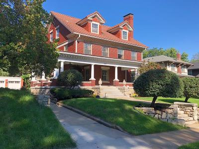 Kansas City Single Family Home For Sale: 3614 Pennsylvania Avenue
