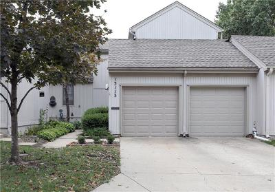Shawnee Condo/Townhouse For Sale: 13113 W 66th Terrace