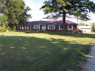 Henry County Single Family Home For Sale: 31 W N Highway