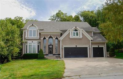 Lee's Summit Single Family Home For Sale: 5827 NE Timber Hills Drive