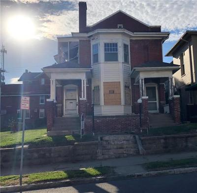 St Joseph Multi Family Home For Sale: 516 N 6 Street